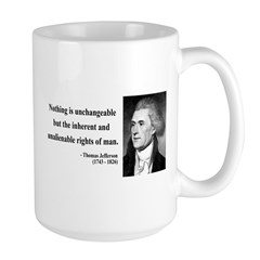 Thomas Jefferson 20 Mug