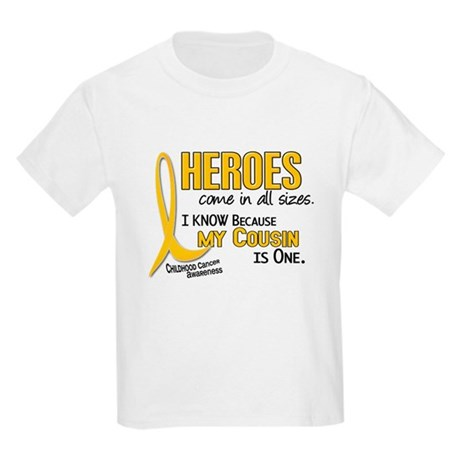 Heroes All Sizes 1 (Cousin) Kids Light T-Shirt