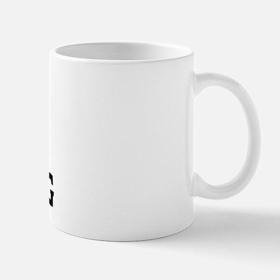 I Love Eventing Mug