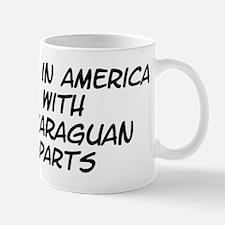 Nicaraguan Parts Mug