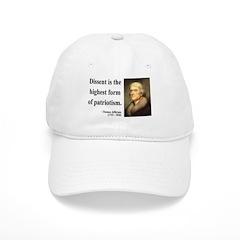 Thomas Jefferson 24 Baseball Cap