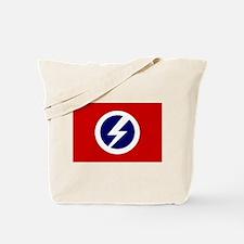 Flash and Circle Tote Bag
