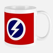 Flash and Circle Small Small Mug