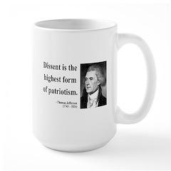 Thomas Jefferson 24 Mug