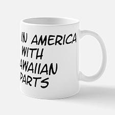Hawaiian Parts Mug