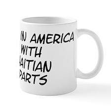 Haitian Parts Mug