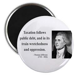 Thomas Jefferson 26 Magnet