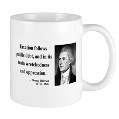 Thomas Jefferson 26 Mug