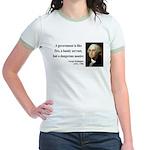 George Washington 1 Jr. Ringer T-Shirt