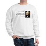 George Washington 1 Sweatshirt