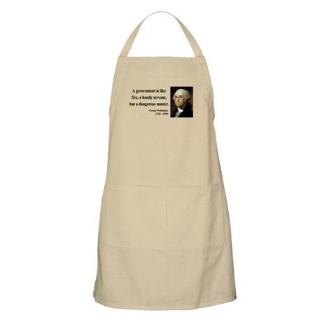 George Washington 1 BBQ Apron