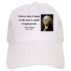 George Washington 2 Baseball Cap