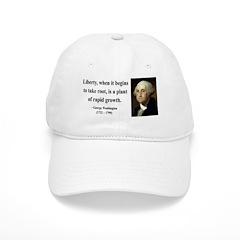 George Washington 2 Baseball Cap