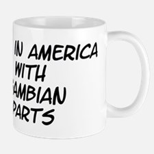 Gambian Parts Mug