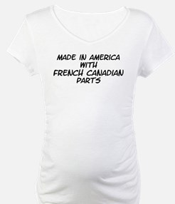 French Canadian Parts Shirt