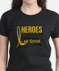 Heroes All Sizes 1 (Sister) Tee