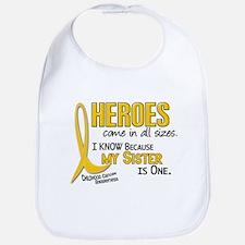 Heroes All Sizes 1 (Sister) Bib