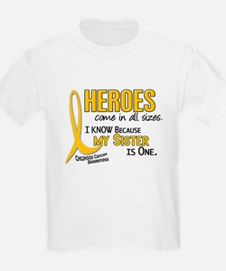 Heroes All Sizes 1 (Sister) T-Shirt