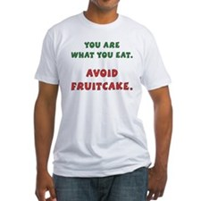 Avoid Fruitcake Shirt