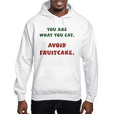 Avoid Fruitcake Hoodie
