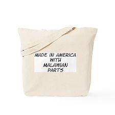 Malawian Parts Tote Bag