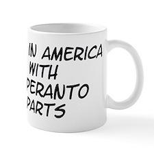 Esperanto Parts Mug