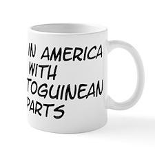 Equatoguinean Parts Mug