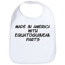 Equatoguinean Parts Bib