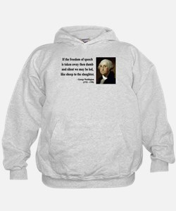 George Washington 3 Hoodie