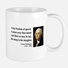 George Washington 3 Mug