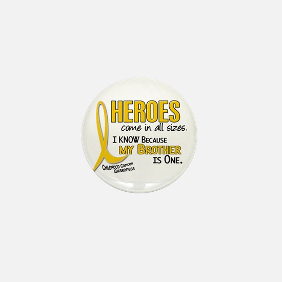 Heroes All Sizes 1 (Brother) Mini Button
