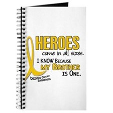 Heroes All Sizes 1 (Brother) Journal