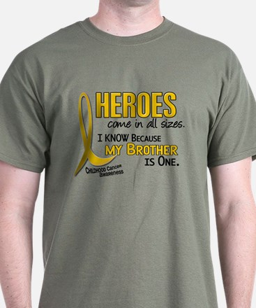 Heroes All Sizes 1 (Brother) T-Shirt