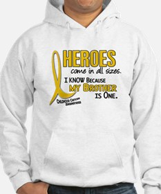 Heroes All Sizes 1 (Brother) Hoodie