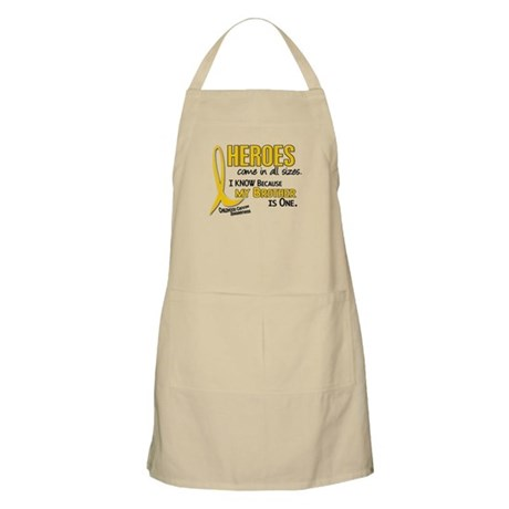 Heroes All Sizes 1 (Brother) BBQ Apron