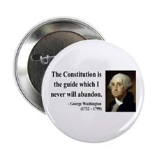 "George Washington 4 2.25"" Button"