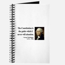 George Washington 4 Journal