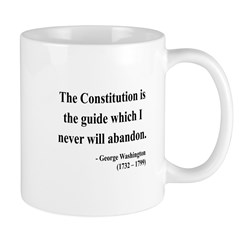 George Washington 4 Mug