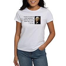 George Washington 12 Tee