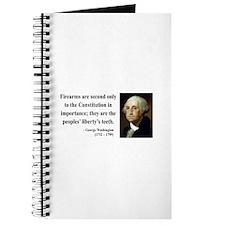 George Washington 12 Journal