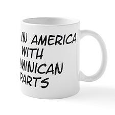 Dominican Parts Mug