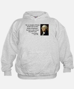 George Washington 13 Hoodie