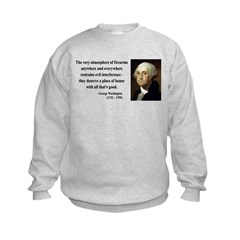 George Washington 13 Sweatshirt