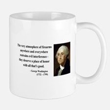 George Washington 13 Small Small Mug