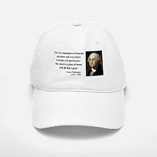 George Washington 13 Baseball Baseball Cap