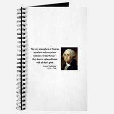 George Washington 13 Journal