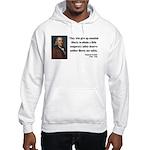 Benjamin Franklin 1 Hooded Sweatshirt