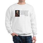 Benjamin Franklin 19 Sweatshirt