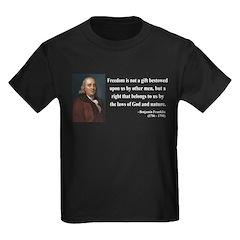 Benjamin Franklin 19 T