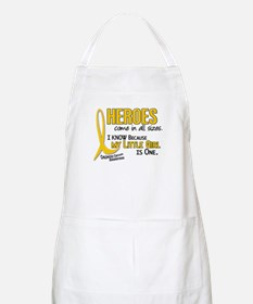 Heroes All Sizes 1 (Little Girl) BBQ Apron